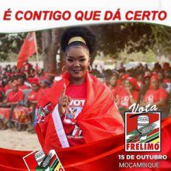 baixar Vota Frelimo e Nyusi – Marllen 2019
